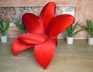 Стул Red Flower