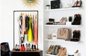 Хранение гардероба