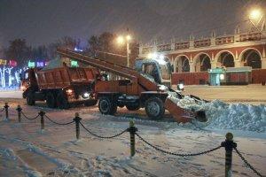 Ответственные за зимнюю уборку города