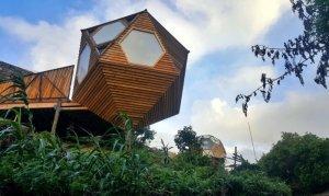 Деревянные эко-домики