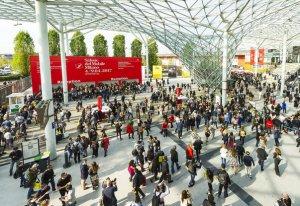 56-ая выставка Salone del Mobile Milano