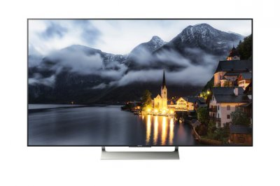 Sony показала в России новую линейку телевизоров 2017 года.
