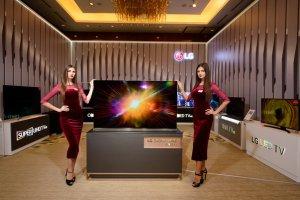 Новинки-2017 от LG уже в России