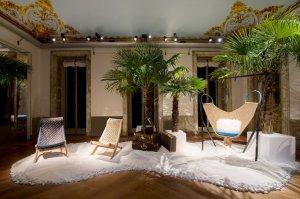 Мебель для путешественников от Louis Vuitton