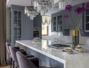 Tower - кухня в классическом стиле от Dantone Kitchen
