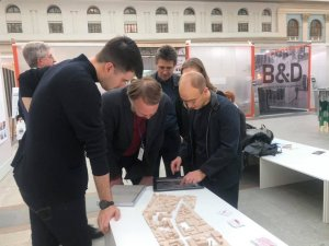 Калужский проект на фестивале «Зодчество-2019»